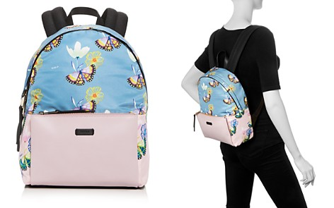 Furla Giudecca Small Floral Print Backpack - Bloomingdale's_2