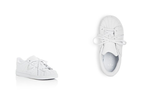 Adidas Unisex Superstar Lace Up Sneakers - Walker, Toddler - Bloomingdale's_2