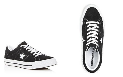 Converse Men's One Star Suede Lace Up Sneakers - Bloomingdale's_2