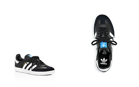 Adidas Unisex Samba Leather & Suede Lace Up Sneakers - Toddler, Little Kid - Bloomingdale's_2
