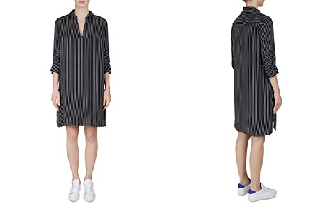 Gerard Darel Diana Striped Shirt Dress - Bloomingdale's_2
