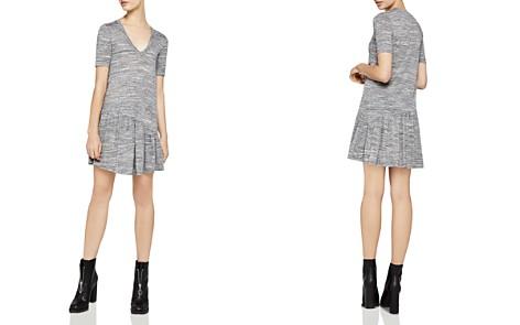 BCBGeneration Ruffled Space-Dye T-Shirt Dress - Bloomingdale's_2