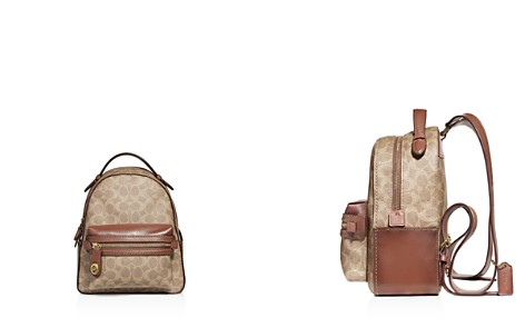 COACH Campus Signature Coated Canvas Backpack - Bloomingdale's_2