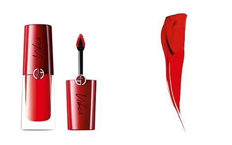 Giorgio Armani Lip Vibes Lip Magnet Liquid Lipstick - Bloomingdale's_2