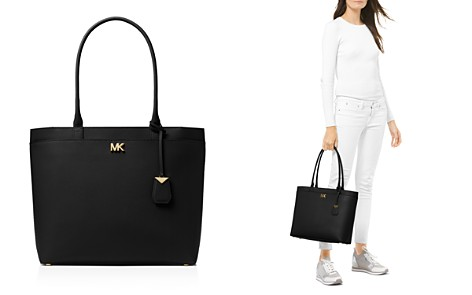 Michael Kors Maddie Large Leather Pocket Tote - Bloomingdale's_2
