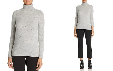 C by Bloomingdale's Cashmere Turtleneck Sweater - 100% Exclusive _2