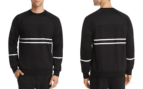 PS Paul Smith Striped Paneled Crewneck Sweatshirt - Bloomingdale's_2
