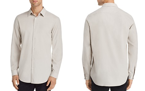 Theory Tait Corduroy Regular Fit Shirt - 100% Exclusive - Bloomingdale's_2