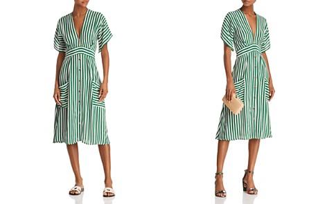Faithfull the Brand Milan Striped Midi Dress - Bloomingdale's_2