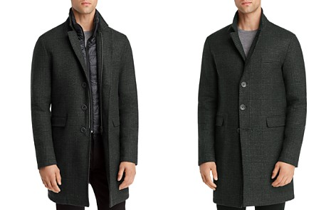 Herno Plaid Zip-Front Coat - 100% Exclusive - Bloomingdale's_2