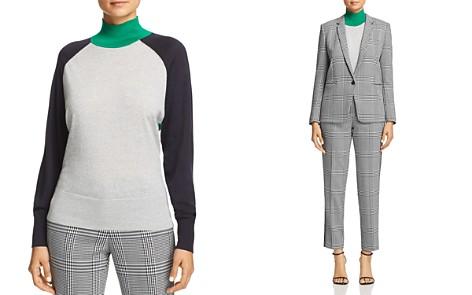 BOSS Fanarea Color Block Sweater - Bloomingdale's_2