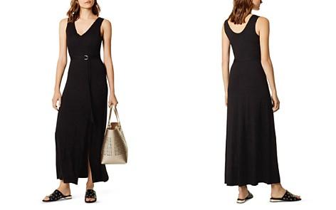 KAREN MILLEN Belted Maxi Dress - Bloomingdale's_2