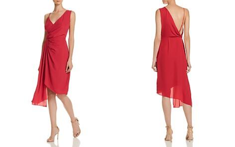 Keepsake Dreamlovers Asymmetric Dress - Bloomingdale's_2