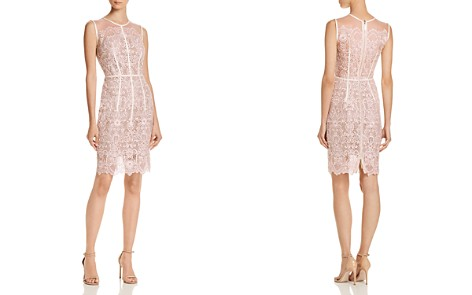 BRONX AND BANCO Venice Lace Dress - 100% Exclusive - Bloomingdale's_2