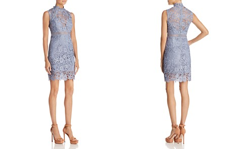 Bardot Paris Lace Dress - Bloomingdale's_2
