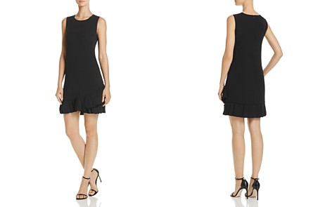 AQUA Petal-Hem Shift Dress - 100% Exclusive - Bloomingdale's_2