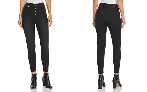 Levi's Mile High Ankle Jeans in Boogie Night - 100% Exclusive - Bloomingdale's_2