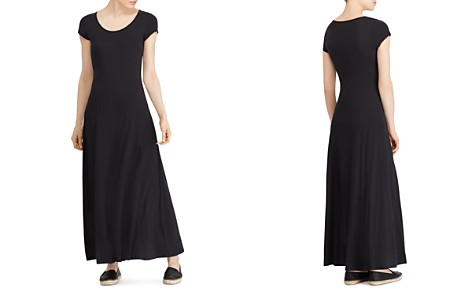 Lauren Ralph Lauren Scoop Neck Maxi Dress - Bloomingdale's_2