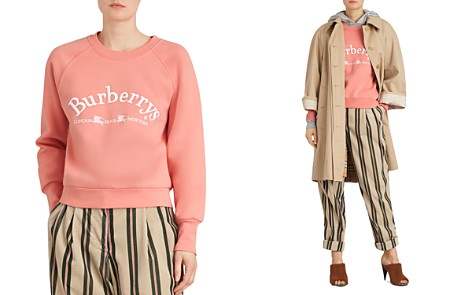 Burberry Battarni Archive Logo Sweatshirt - Bloomingdale's_2