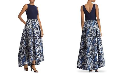Lauren Ralph Lauren Floral Jacquard Ball Gown - Bloomingdale's_2