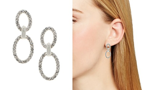 Lauren Ralph Lauren Pavé Linked Drop Earrings - Bloomingdale's_2