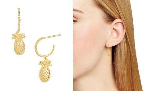 BAUBLEBAR Ananas Hoop & Pineapple Drop Earrings - Bloomingdale's_2