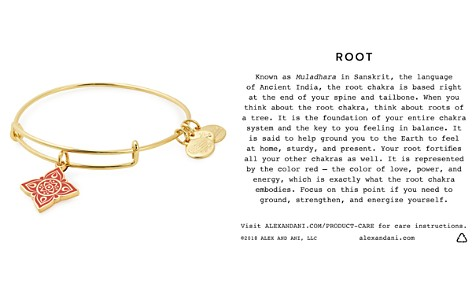 Alex and Ani Root Chakra Expandable Charm Bracelet - Bloomingdale's_2