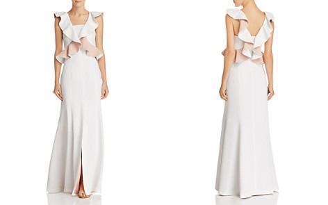 C/MEO Collective Elation Ruffle-Bodice Gown - 100% Exclusive - Bloomingdale's_2