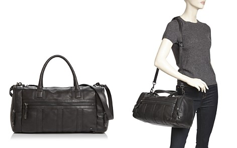 HALSTON HERITAGE Jerry Medium Leather Duffel - Bloomingdale's_2