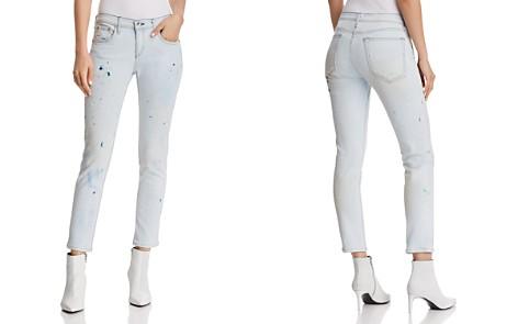 rag & bone/JEAN Dre Paint Splatter Skinny Jeans in Chaseys - Bloomingdale's_2