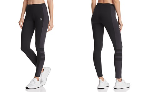 Adidas Color-Block Leggings - Bloomingdale's_2