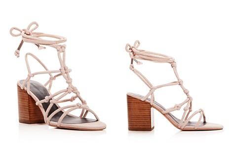 Rebecca Minkoff Women's Carmela Knotted Suede Ankle Tie Block Heel Sandals - Bloomingdale's_2