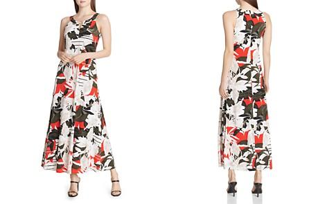 Calvin Klein Printed Maxi Dress - Bloomingdale's_2