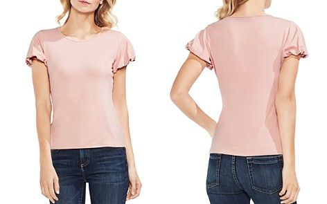 VINCE CAMUTO Bubble-Sleeve Top - Bloomingdale's_2