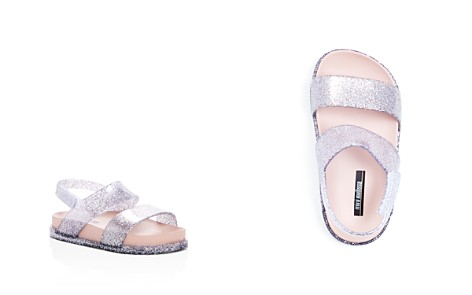 Mini Melissa Girls' Mini Cosmic Glitter Slingback Pool Slide Sandals - Walker, Toddler - Bloomingdale's_2