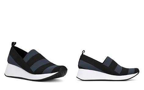 Donald Pliner Women's Piper Stripe Slip-On Sneakers - Bloomingdale's_2