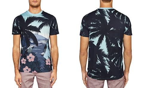 Ted Baker Perdrop Palm Print Tee - Bloomingdale's_2