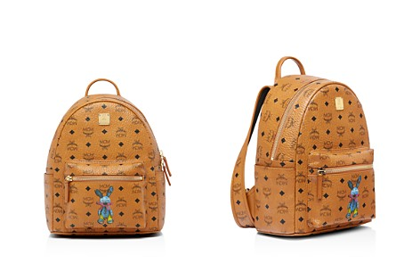 MCM Small Rabbit Backpack - Bloomingdale's_2