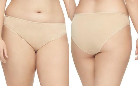 Calvin Klein Plus Form Cotton Bikini - Bloomingdale's_2