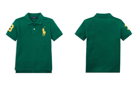 Polo Ralph Lauren Boys' Stretch Cotton Big Pony 3 Polo - Little Kid - Bloomingdale's_2