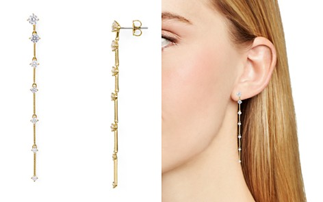 Nadri Faceted Stone Linear Drop Earrings - Bloomingdale's_2