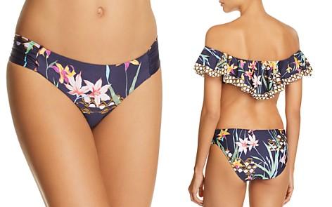 Trina Turk Fiji Floral Mix Bikini Bottom - Bloomingdale's_2