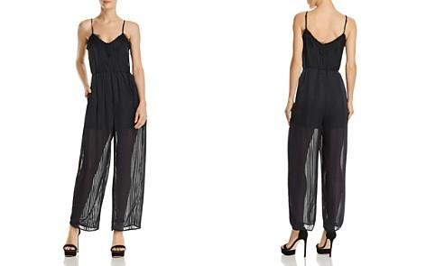 AQUA Lace-Trim Wide-Leg Jumpsuit - 100% Exclusive - Bloomingdale's_2