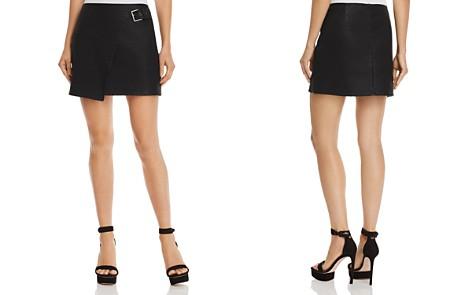 Jack by BB DAKOTA Fashion Killa Faux Leather Skirt - Bloomingdale's_2