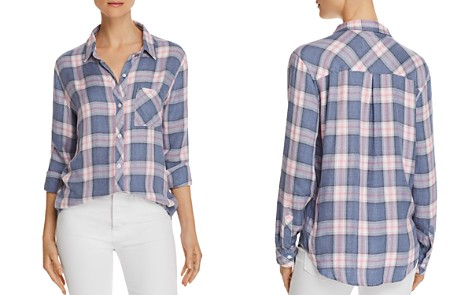 Rails Hunter Plaid Shirt - Bloomingdale's_2