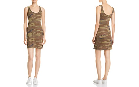ALTERNATIVE Camo Tank Dress - Bloomingdale's_2