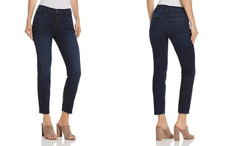 FRAME Le Skinny De Jeanne Cropped Jeans in Lauretta - Bloomingdale's_2