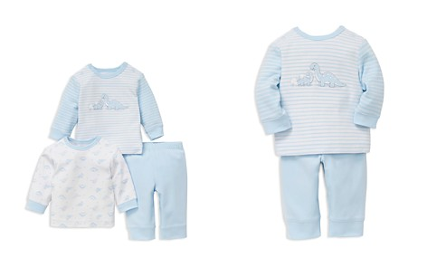 Little Me Boys' Baby Dino Shirts & Pants, Set of 3 - Baby - Bloomingdale's_2