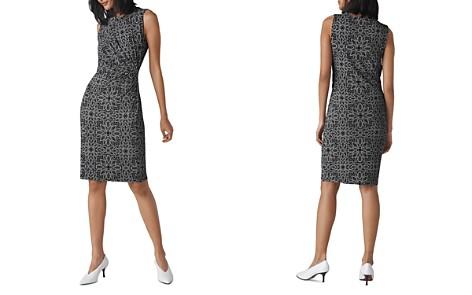 Whistles Riya Printed Jersey Dress - Bloomingdale's_2