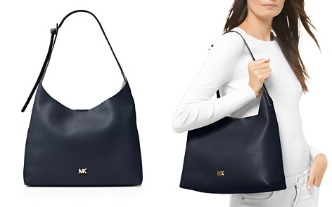 MICHAEL Michael Kors Junie Medium Leather Hobo - Bloomingdale's_2